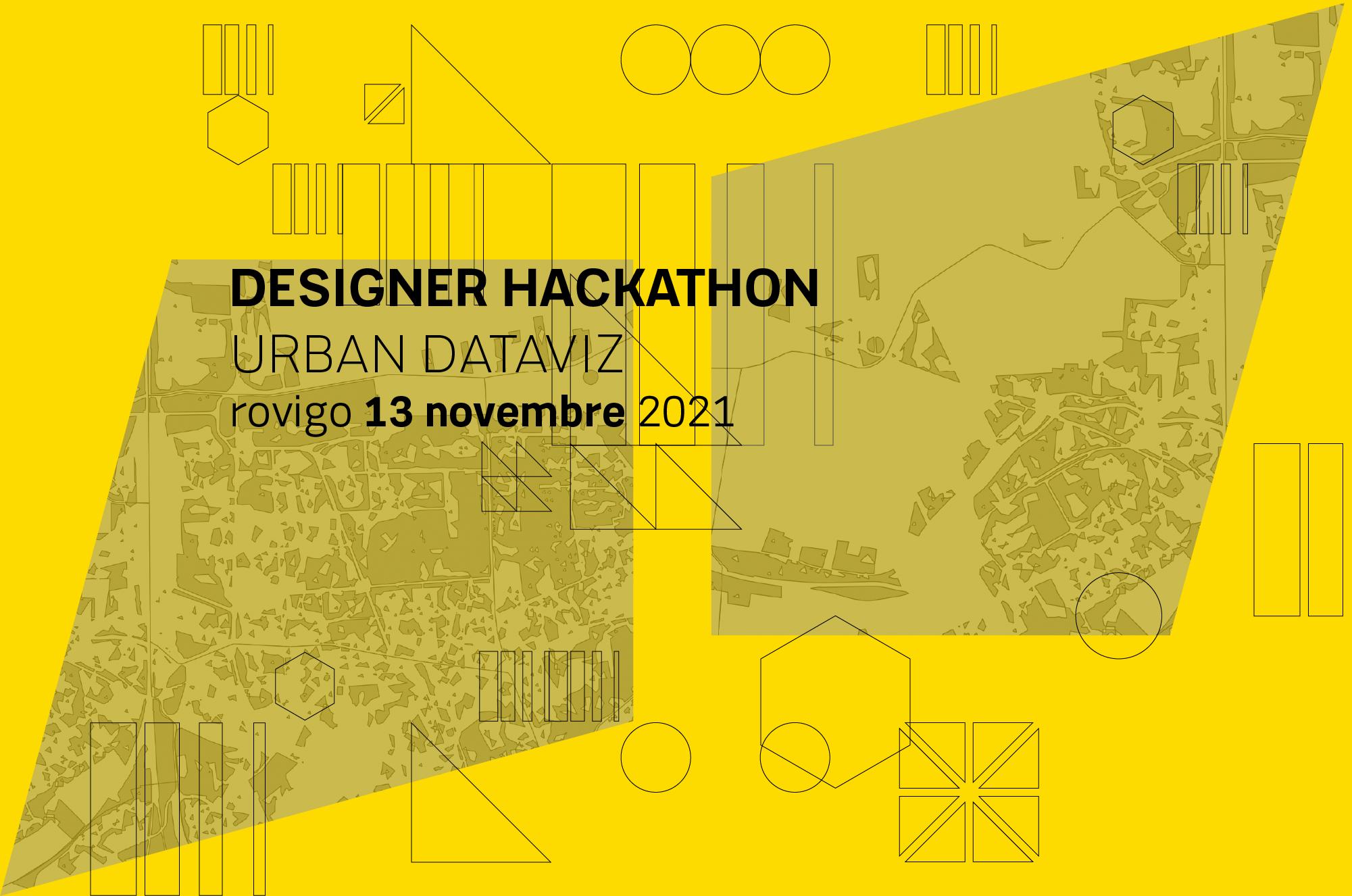 designer hackathon urban dataviz